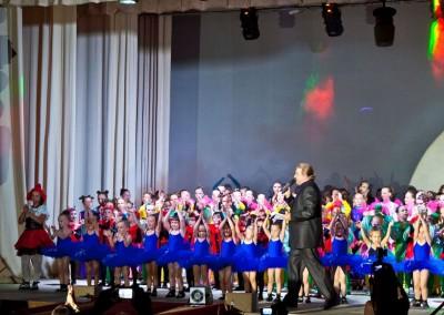 II отчетный концерт
