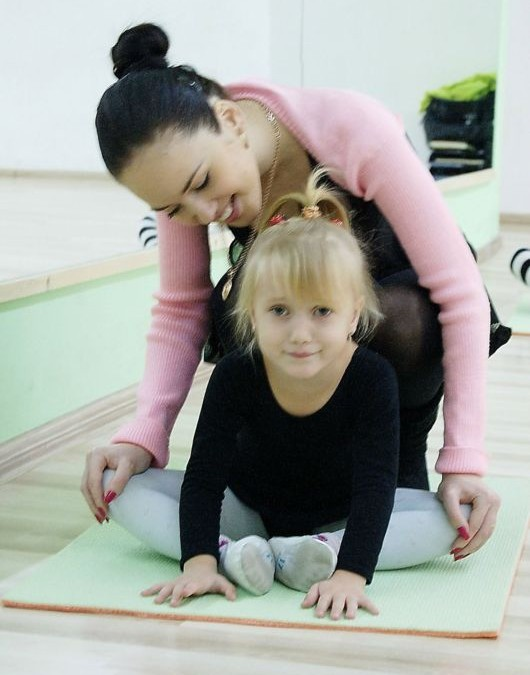 Анастасия Голишева и ее танцевальная Столица