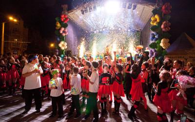 В Евпатории прошел ежегодный «Столичный» концерт