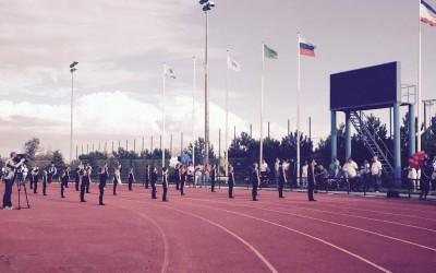 «Столица» на открытии всероссийского фестиваля «Пара-Крым»