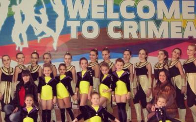«Столица» на соревнованиях по современному танцу!