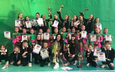 Танцевальный фестиваль Stage в Краснодаре