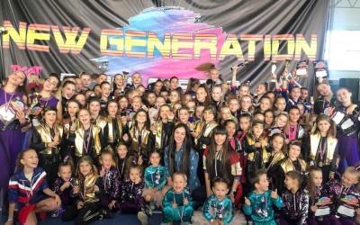 Рейтинговый фестиваль NEW GENERATION г. Евпатория