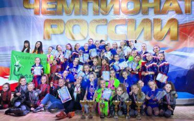 Чемпионат России по шоу дисциплинам 20 апреля 2019, г. Москва